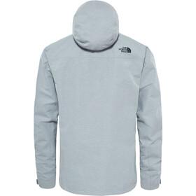 The North Face Dryzzle Jacket Men tnf light grey heather